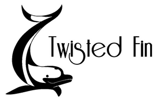 mark for TWISTED FIN, trademark #85930841