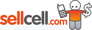 mark for SELLCELL.COM, trademark #85931348
