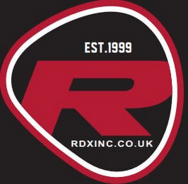 mark for EST. 1999 R RDXINC.CO.UK, trademark #85931623