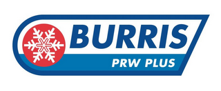 mark for BURRIS PRW PLUS, trademark #85931790