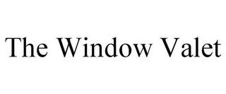 mark for THE WINDOW VALET, trademark #85931798