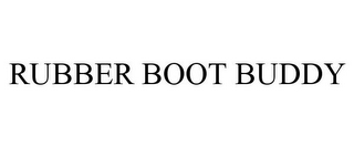 mark for RUBBER BOOT BUDDY, trademark #85931928