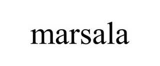 mark for MARSALA, trademark #85931950