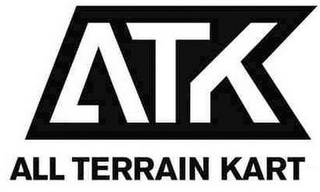 mark for ATK ALL TERRAIN KART, trademark #85932003
