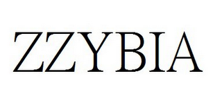 mark for ZZYBIA, trademark #85932272