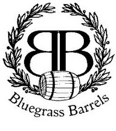 mark for BB BLUEGRASS BARRELS, trademark #85932307