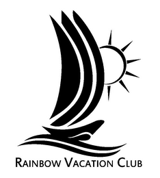mark for RAINBOW VACATION CLUB, trademark #85932334