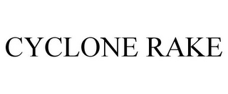 mark for CYCLONE RAKE, trademark #85932491
