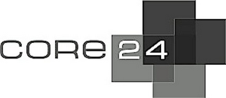 mark for CORE24, trademark #85932681