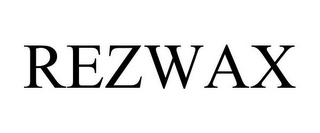 mark for REZWAX, trademark #85932752