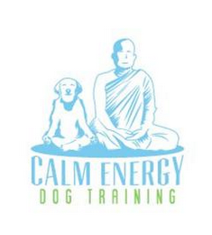 mark for CALM ENERGY DOG TRAINING, trademark #85932912