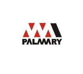 mark for PALMARY M, trademark #85933041
