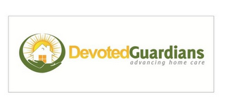 mark for DEVOTEDGUARDIANS ADVANCING HOME CARE, trademark #85933484