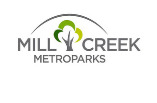 mark for MILL CREEK METROPARKS, trademark #85933555