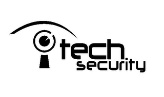 mark for I TECH SECURITY, trademark #85934151
