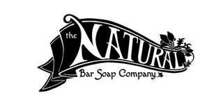 mark for THE NATURAL BAR SOAP COMPANY, trademark #85934255