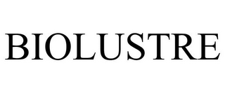 mark for BIOLUSTRE, trademark #85934503