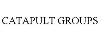 mark for CATAPULT GROUPS, trademark #85934555
