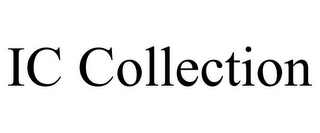 mark for IC COLLECTION, trademark #85934625