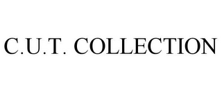 mark for C.U.T. COLLECTION, trademark #85934740