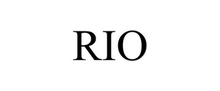mark for RIO, trademark #85935123