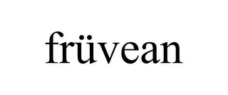 mark for FRÜVEAN, trademark #85935253