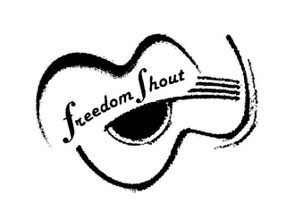 mark for FREEDOM SHOUT, trademark #85935445