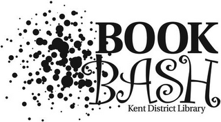 mark for BOOK BASH KENT DISTRICT LIBRARY, trademark #85935459