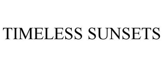 mark for TIMELESS SUNSETS, trademark #85935662