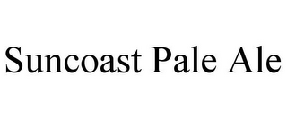 mark for SUNCOAST PALE ALE, trademark #85935789