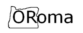 mark for OROMA, trademark #85936133