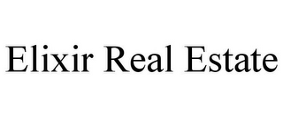 mark for ELIXIR REAL ESTATE, trademark #85936803