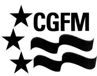 mark for CGFM, trademark #85936979