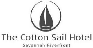 mark for THE COTTON SAIL HOTEL SAVANNAH RIVERFRONT, trademark #85937083