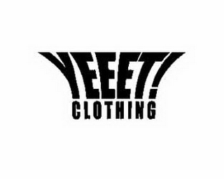 mark for YEEET! CLOTHING, trademark #85937102