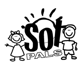 mark for SOL PALS, trademark #85937104