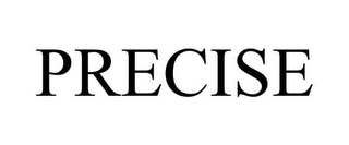 mark for PRECISE, trademark #85937141