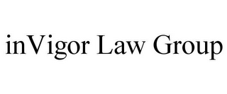 mark for INVIGOR LAW GROUP, trademark #85937261