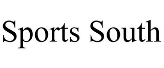 mark for SPORTS SOUTH, trademark #85937415