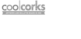 mark for COOLCORKS ARTWORK AND BULLETIN BOARD IN ONE, trademark #85937460