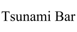 mark for TSUNAMI BAR, trademark #85938100