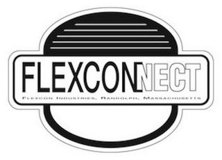 mark for FLEXCONNECT FLEXCON INDUSTRIES, RANDOLPH, MASSACHUSETTS, trademark #85938437