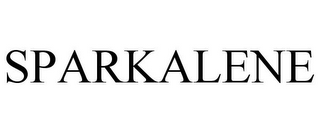 mark for SPARKALENE, trademark #85938542