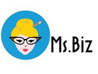 mark for MS.BIZ, trademark #85938814