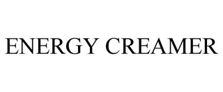 mark for ENERGY CREAMER, trademark #85938834