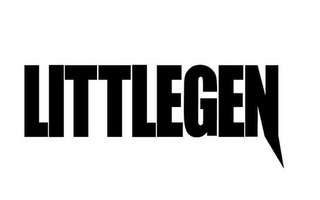 mark for LITTLEGEN, trademark #85938984