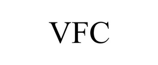 mark for VFC, trademark #85939034