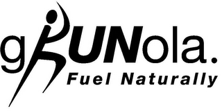 mark for GRUNOLA. FUEL NATURALLY, trademark #85939120