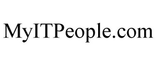 mark for MYITPEOPLE.COM, trademark #85939142