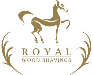 mark for ROYAL WOOD SHAVINGS, trademark #85939212